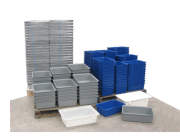 Meat tubs-Fish bins-tote trays-Drip container-storage box,
